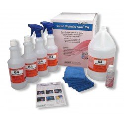 Viral Disinfection Deluxe Kit